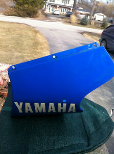 YAMAHA RZ350 86-90 LOWER BELLY PAN Windsor Region Ontario image 4