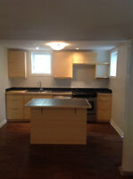 Crescents - Beautifully Renovated Basement Suite