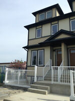 Brand new two storey townhome for rent in Okotoks