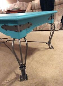 Turquoise coffee table Regina Regina Area image 3