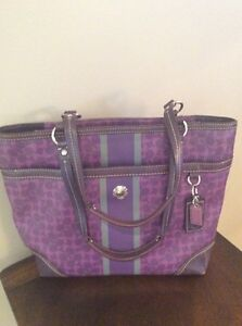 Stand out with This Coach Purse
