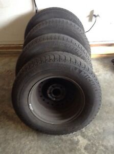 Winter tires for sale - price reduced!