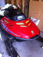 95 SKIDOO FORMULA S 380 / TRADE FOR SEADOO OR ???