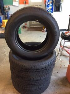 17 inch Michelin tires