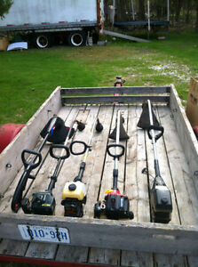 5 WEED WACKER EATER FOR SALE TO FIX OR FOR PARTS Windsor Region Ontario image 2