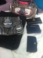Guess, Chanel, MK .. Selling as Package