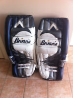 "Brian's 32"" Full Matching Pads and Gloves $375 OBO"