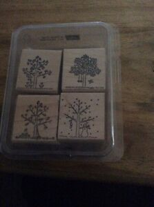 A tree for all seasons stampin up stamp set