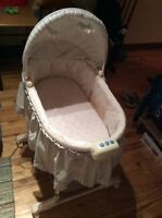 Baby bassinet perfect condition