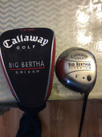 Big Bertha titanium driver (2004)