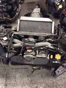 Subaru Impreza 2003-2005 2.0L turbo engine only $1200
