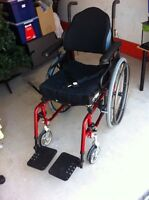 Invacare X4 Manual Wheelchair - Brand New Never Used