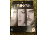 Fringe complete Series 1 DVD Boxset brand new and sealed