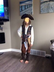 Pirates of the Caribbean Jack Sparrows Halloween costume