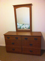 Dresser (MOVING OUT - PLEASE SEE OTHER ADS.) May deliver