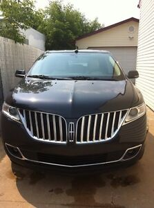 2014 Lincoln MKX Limited Edition  only 7,700kms