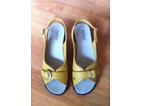 Sandals by Hotter Comfort Concept size 5.5 Brand New!