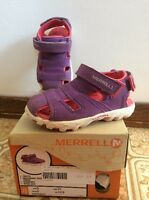 MERRELL TODDLER SHOES