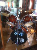 2 drum kits for $400.00