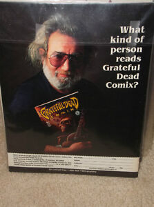 THE GRATEFUL DEAD (COMICS,PUZZLE,CALENDAR JOURNAL) Kitchener / Waterloo Kitchener Area image 9