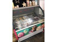Sevel Ice Cream Display Cabinet