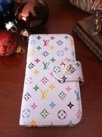 Louis Vuitton flip case for Iphone 5&5s