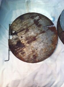 Vintage/Antique sap bucket lids. Some are 100 plus yrs old Cornwall Ontario image 5
