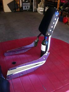 Back rest sissy bar (2006 Honda VTX1300R)