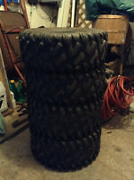 4 tires for atv or side x side