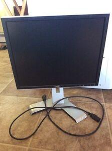 """Dell 1908FPc 19"""" Monitor"""