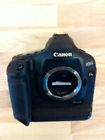 (Trade) Canon 1Ds Mark III for Sony, Canon, Nikon..