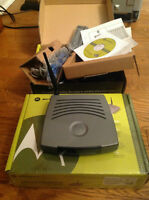 Motorola Routers WR850G 54 Mbps 4-Port 10/100 Wireless 802.11G