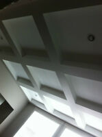 Taping Drywall Texture