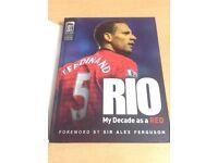 Rio Ferdinand: My Decade As A Red
