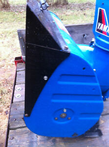 YAMAHA YS624 FRONT SCOOP WITH THE AUGER Windsor Region Ontario image 5
