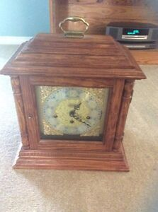 Handcrafted Mantle Clock Cambridge Kitchener Area image 2