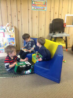 Infant Toddler Spaces Available