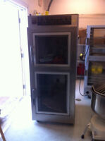 Sub oven with proofer