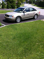 2005 Ford Five Hundred cuir Berline