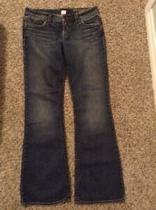 Silver jeans brand new never worn