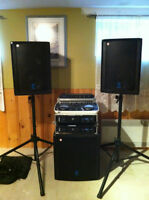 Complete PRO DJ System MINT CONDITION valued $12774.18!