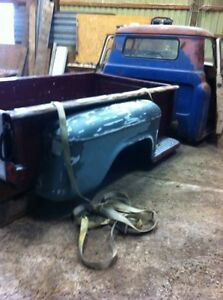 55-66 Chevy GMC long bed step side. Sale pending