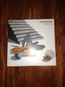 Pissed Jeans - Honeys vinyl record LP