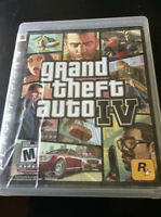 PS3 jeu Grand Theft IV