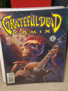 THE GRATEFUL DEAD (COMICS,PUZZLE,CALENDAR JOURNAL) Kitchener / Waterloo Kitchener Area image 4
