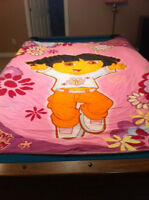dora twin size coverbed comforter