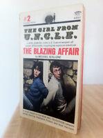 "1966 TV ""The Girl from U.N.C.L.E."" - vintage paperback"