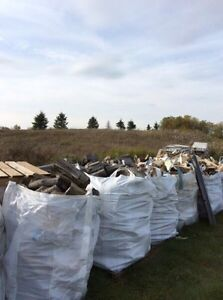 Super sacks attention wood guys and landscaper London Ontario image 3