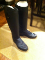 Ladies Winter Mountain Horse riding boots