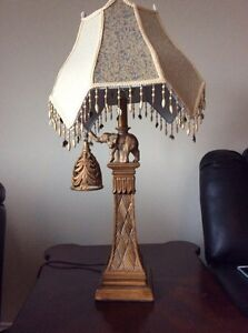 Two great condition lamps